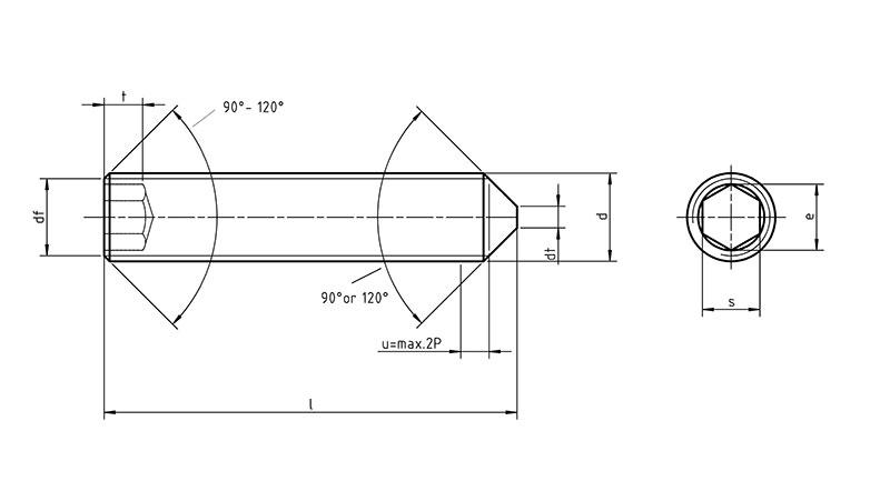 Screw Set TC4 M5 40mm M5x40 TC4 Replace Component Parts Bike Stopwatch