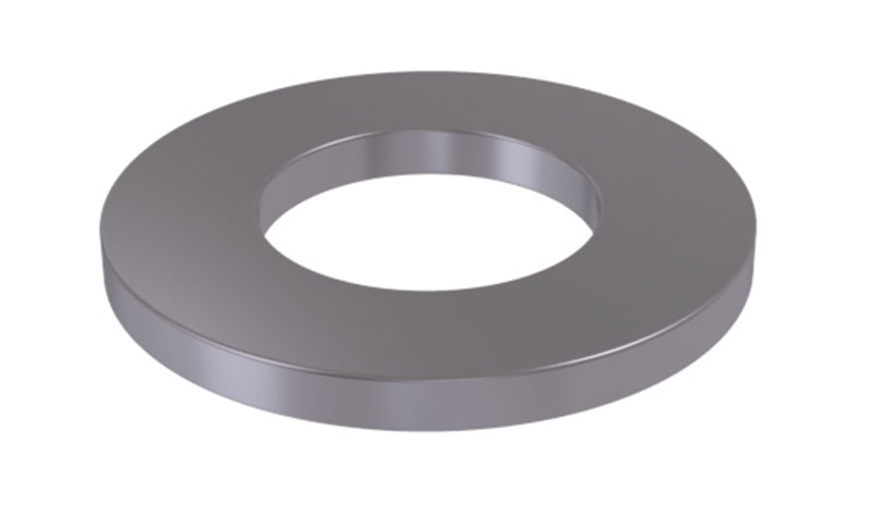 ISO 7089 - Plain washers Form A