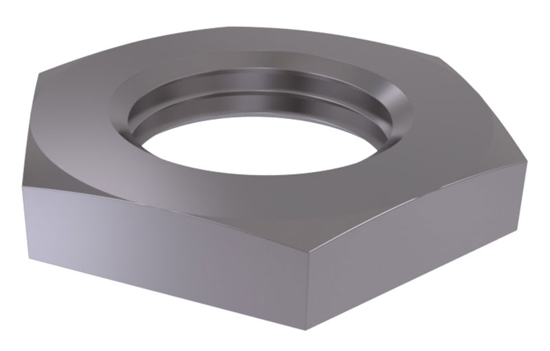 Din 431 Hexagon Pipe Nuts