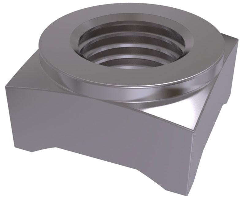 Sehr DIN 928 - Vierkant-Schweissmuttern CO27