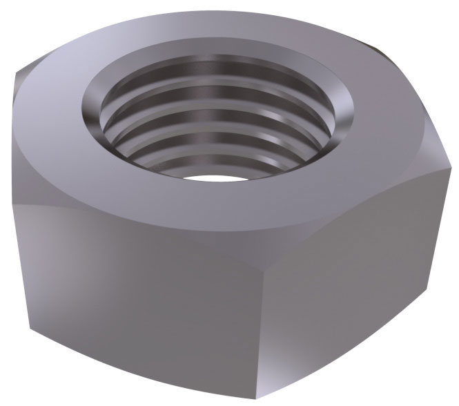 ISO 4032 - Hexagon Nuts